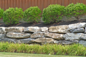 Rusty Shovel Landscape Shop Retaining Walls Header
