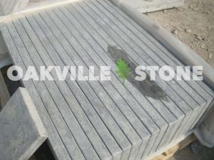 Oakville Hampton Limestone Straight Edge Treads