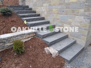 Oakville Jet Black Steps WM